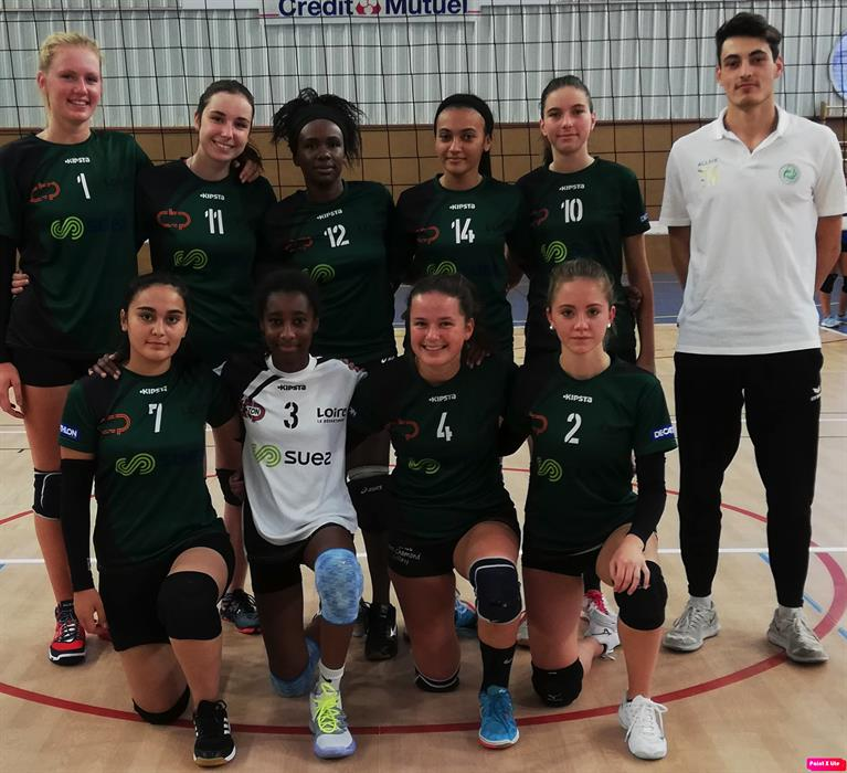 Saint Chamond Volley Escv